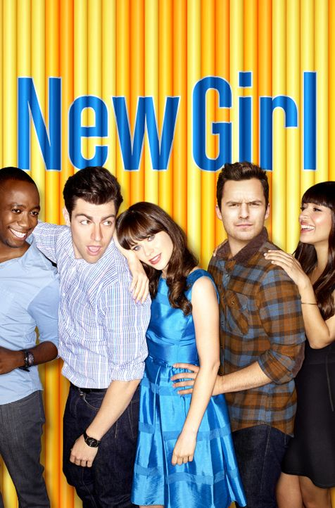 (3. Staffel) - Jeder hat so seine Macken. Auch Winston (Lamorne Morris, l.), Nick (Jake Johnson, 2.v.r.), Jess (Zooey Deschanel, M.), Schmidt (Max G... - Bildquelle: TM &   2013 Fox and its related entities. All rights reserved.