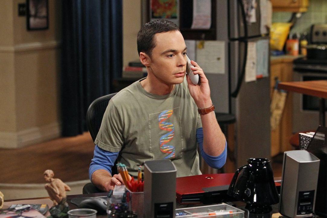Erlebt eine ganz besondere Zeit mit Penny: Sheldon (Jim Parsons) ... - Bildquelle: Warner Bros. Television