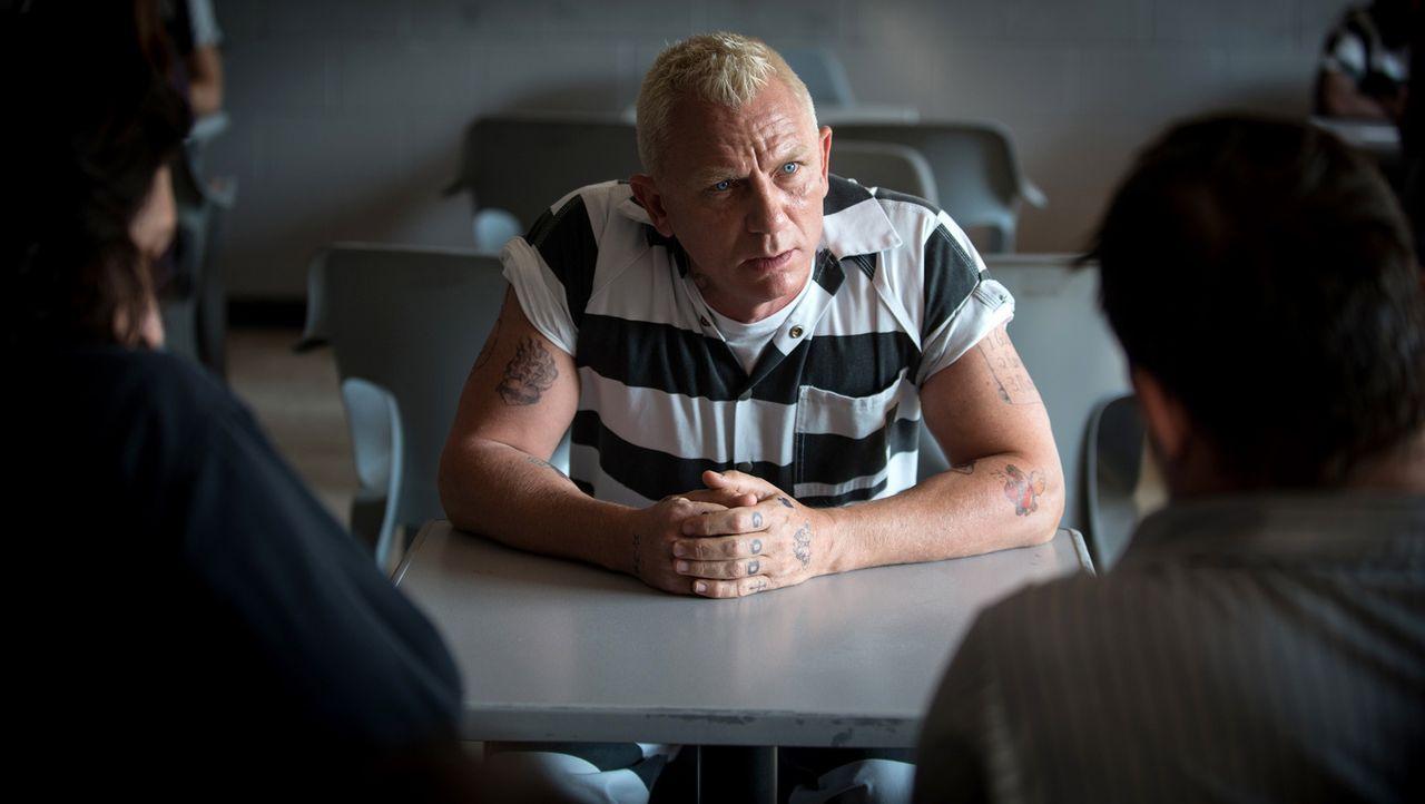 Joe Bang (Daniel Craig) - Bildquelle: Claudette Barius Studiocanal GmbH/ Fingerprint Releasing. All Rights Reserved.