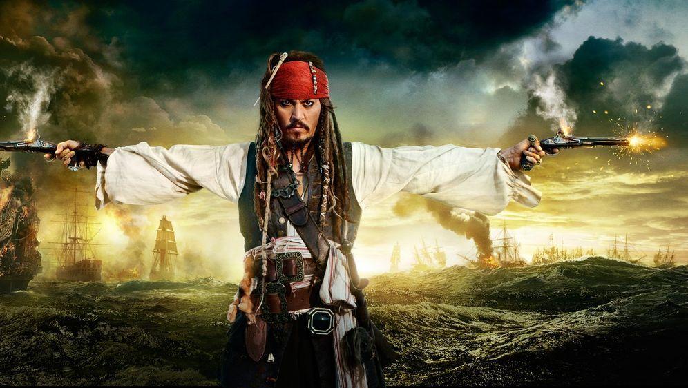 Pirates of the Caribbean - Fremde Gezeiten - Bildquelle: WALT DISNEY PICTURES/JERRY BRUCKHEIMER FILMS.  All rights reserved