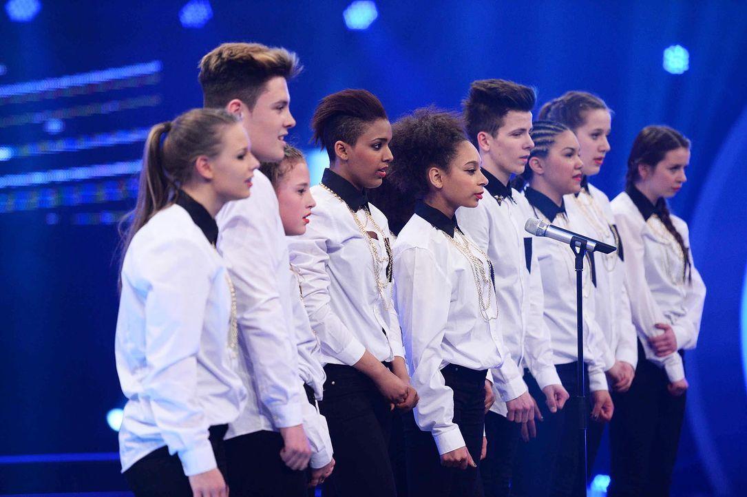 Got-To-Dance-Soulfly-10-SAT1-ProSieben-Willi-Weber - Bildquelle: SAT.1/ProSieben/Willi Weber
