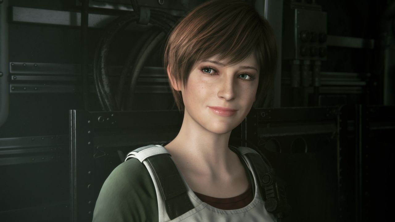 Rebecca Chambers - Bildquelle: 2017 Capcom Co., Ltd. and Vendetta Film Partners. All Rights Reserved.