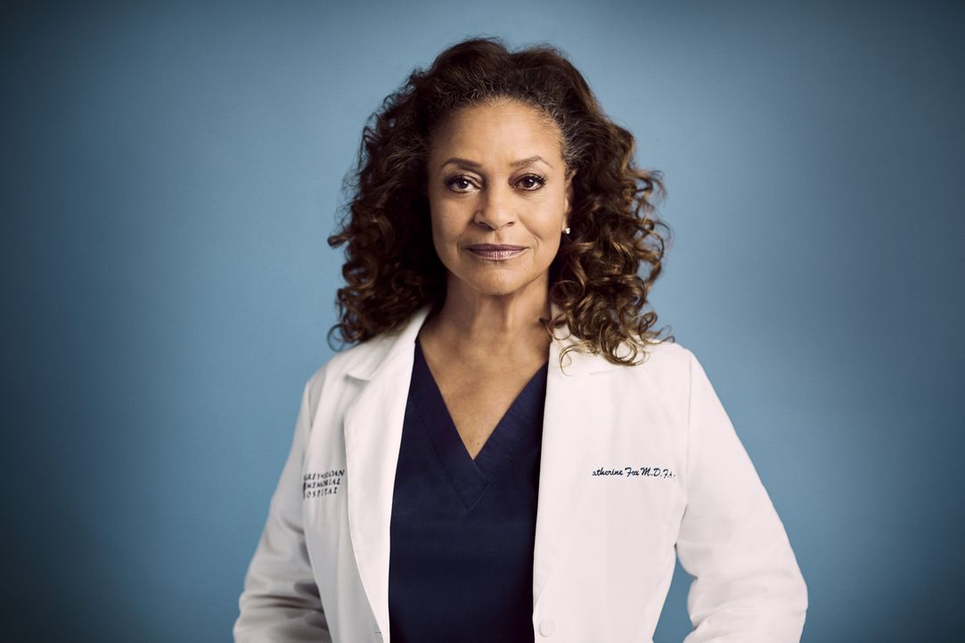 (17. Staffel) - Dr. Catherine Fox (Debbie Allen) - Bildquelle: Mike Rosenthal 2020 American Broadcasting Companies, Inc. All rights reserved. / Mike Rosenthal