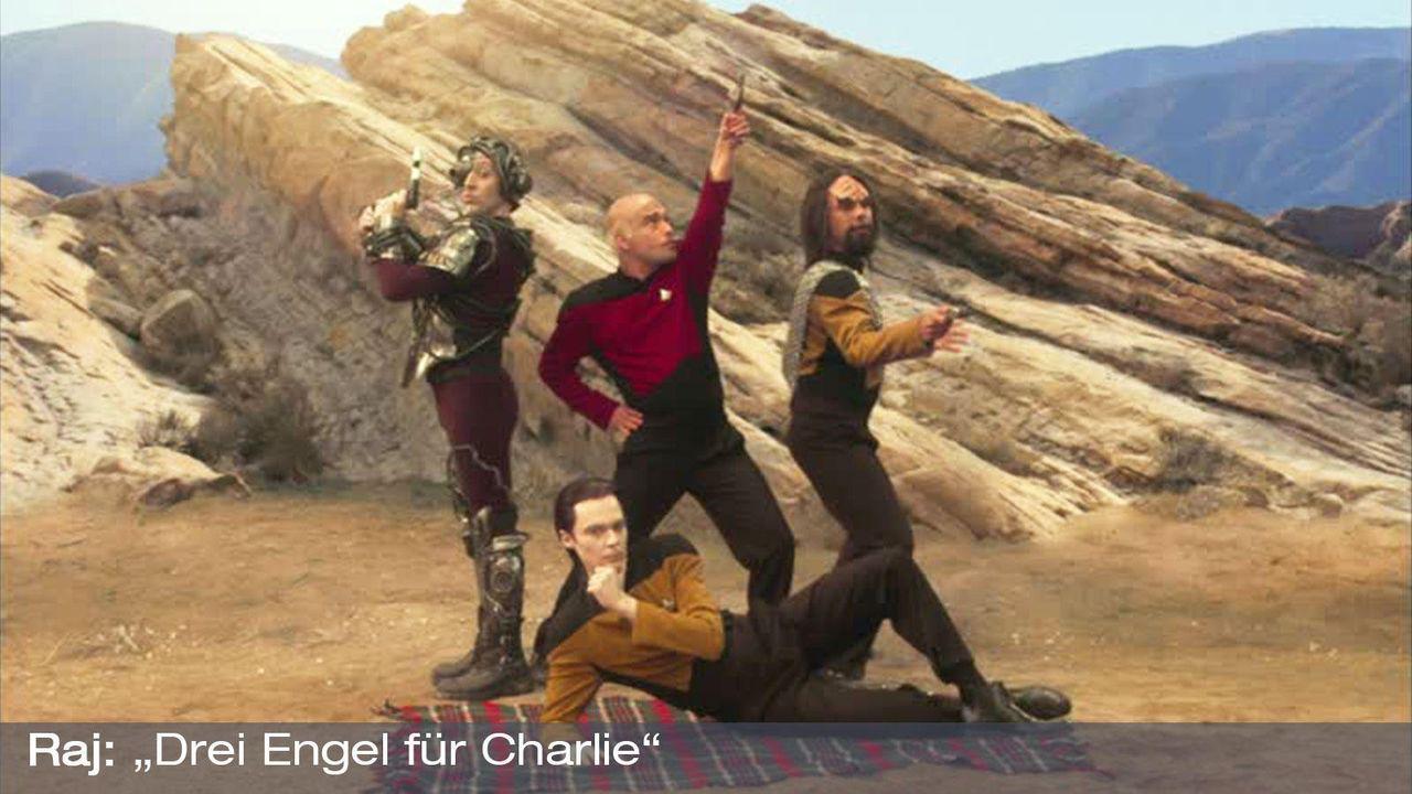 Staffel 6 Folge 13 - Zitat 6 - Bildquelle: Warner Bros. Television