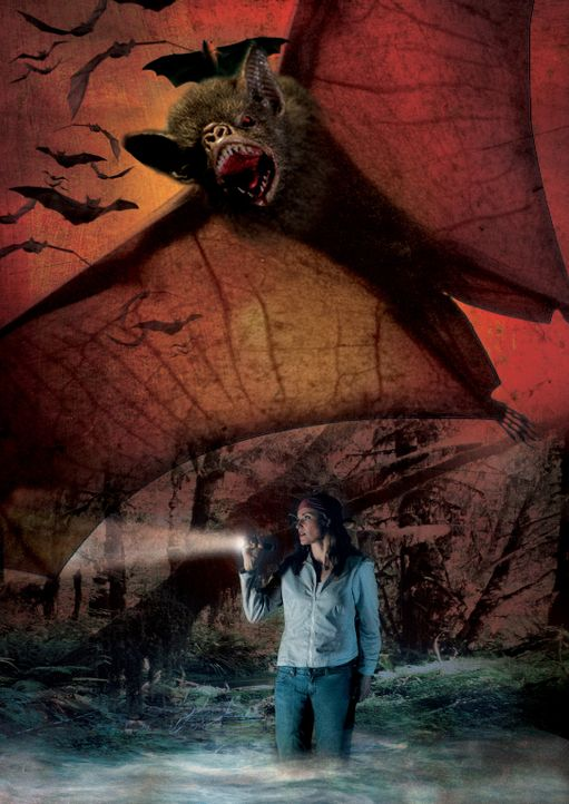 """""""VAMPIRE BATS"""" - Artwork - Bildquelle: 2005 Sony Pictures Television Inc. All Rights Reserved."""
