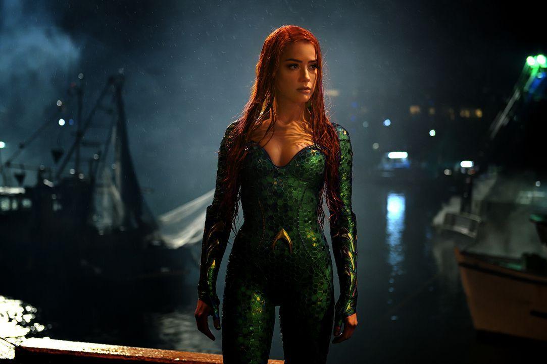Mera (Amber Heard) - Bildquelle: TM and © DC © Warner Bros. Ent. Inc.  All Rights Reserved.