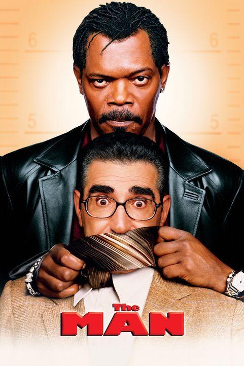 Cool & Fool - Mein Partner mit der großen Schnauze mit Samuel L. Jackson, hinten und Eugene Levy, vorne - Bildquelle: 2005 Warner Brothers