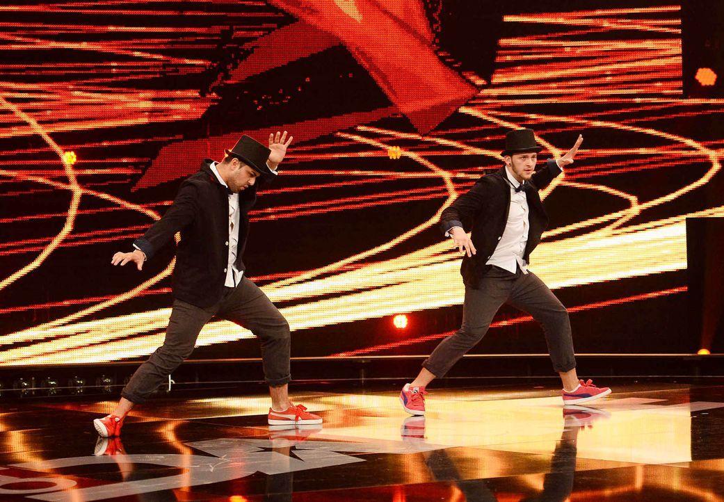 Got-To-Dance-Vlado-Pete-03-SAT1-ProSieben-Willi-Weber - Bildquelle: SAT.1/ProSieben/Willi Weber
