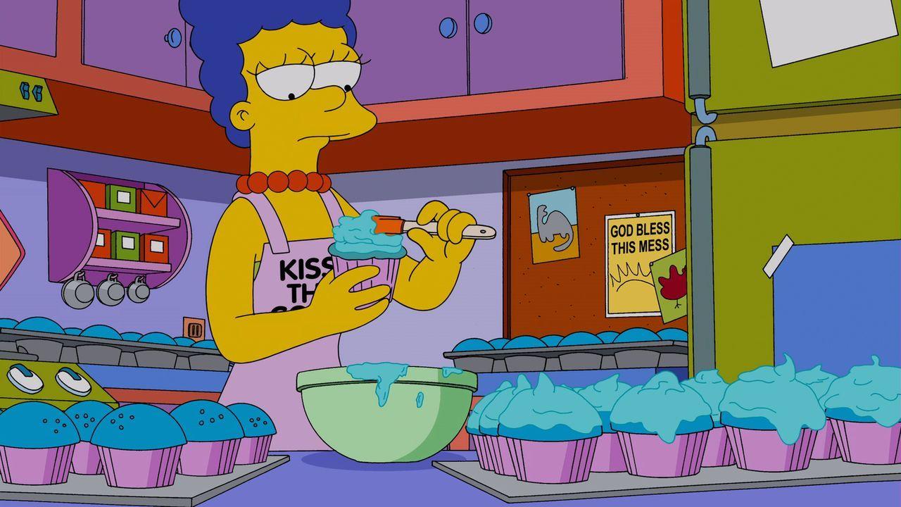 Sorgt sich um ihre Familie: Marge ... - Bildquelle: und TM Twentieth Century Fox Film Corporation - Alle Rechte vorbehalten