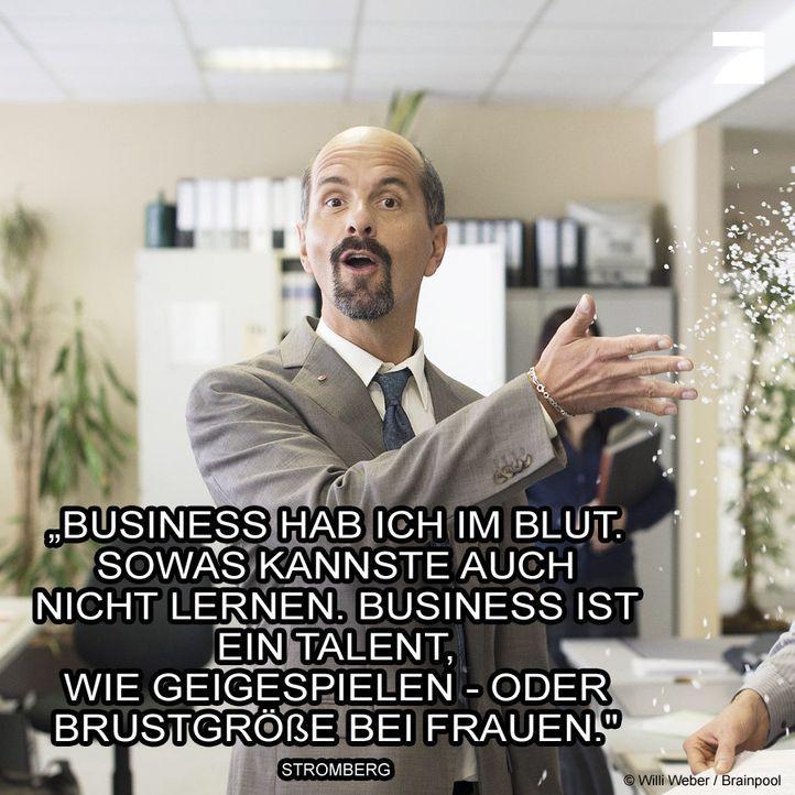 pro7_fb_meme-Stromberg-07-Willi-Weber-Brainpool - Bildquelle: Willi Weber / Brainpool