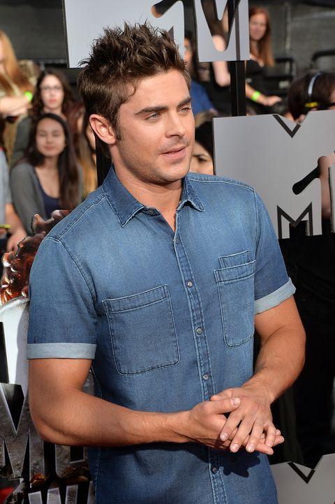 MTV-Movie-Awards-Zac-Efron-140313-1-getty-AFP - Bildquelle: getty-AFP