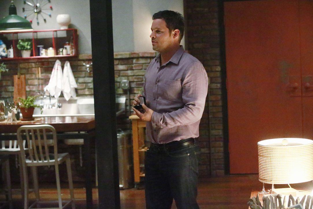 Gemeinsam mit Meredith hat sich Alex (Justin Chambers) etwas ganz besonderes für Jo einfallen lassen ... - Bildquelle: Mitchell Haaseth ABC Studios