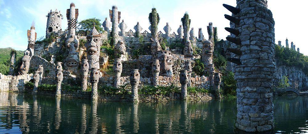 Eigene Burg