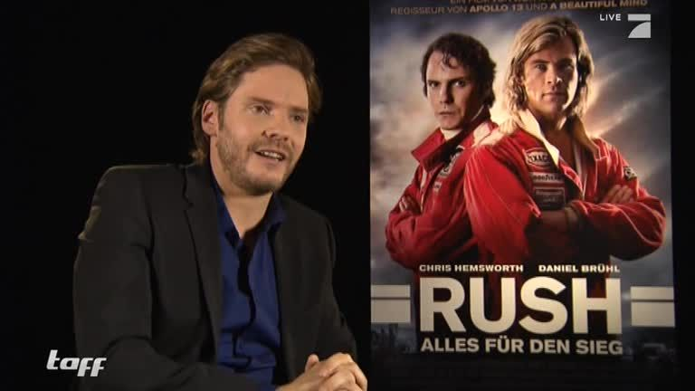 """Rush"" mit Daniel Brühl"