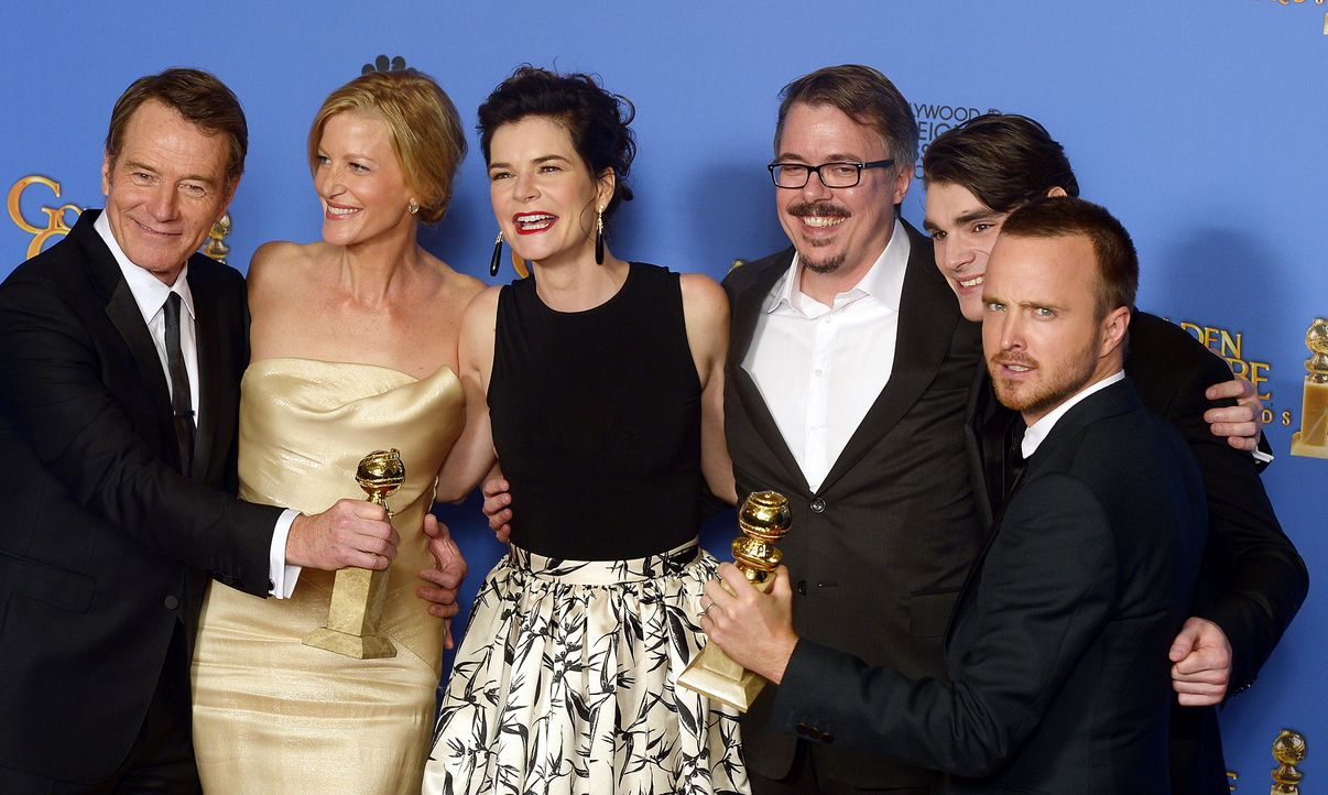 Golden-Globe-Breaking-Bad-14-01-12-dpa - Bildquelle: dpa
