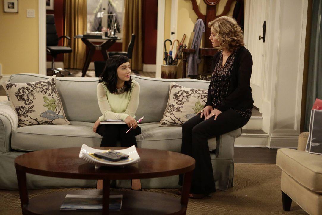 Mandy (Molly Ephraim, l.); Vanessa (Nancy Travis, r.) - Bildquelle: 2016-2017 American Broadcasting Companies. All rights reserved.