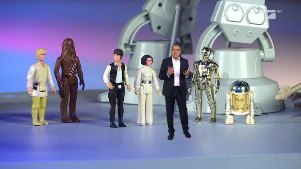 Galileo - Galileo - Donnerstag: Star Wars - Die Geschichte Der Spielzeuge
