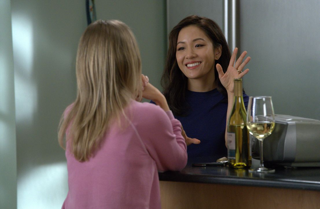 Jessica Huang (Constance Wu) - Bildquelle: 2018-2019 American Broadcasting Companies.  All rights reserved.