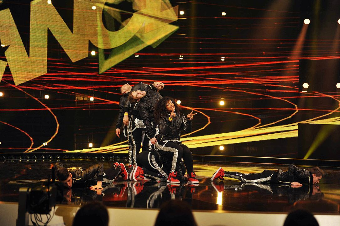 Got-To-Dance-2MAD-07-SAT1-ProSieben-Willi-Weber - Bildquelle: SAT.1/ProSieben/Willi Weber