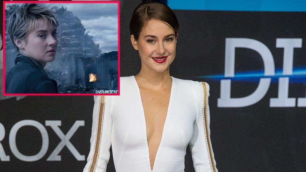 - Bildquelle: dpa, Facebook/Divergent - Die Bestimmung