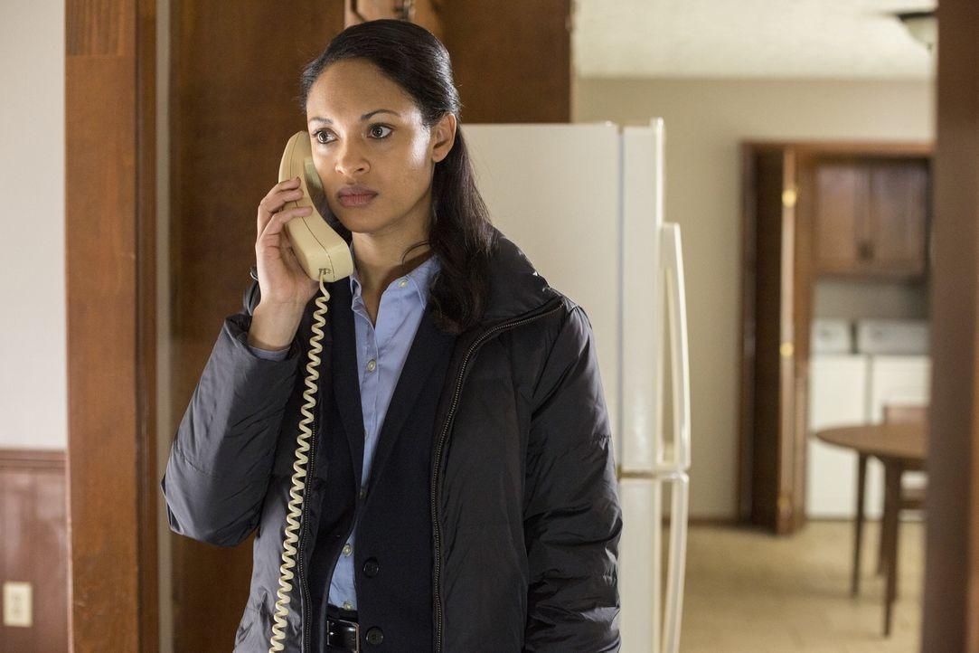 Marybeth Medina (Cynthia Addai-Robinson) - Bildquelle: Warner Bros.