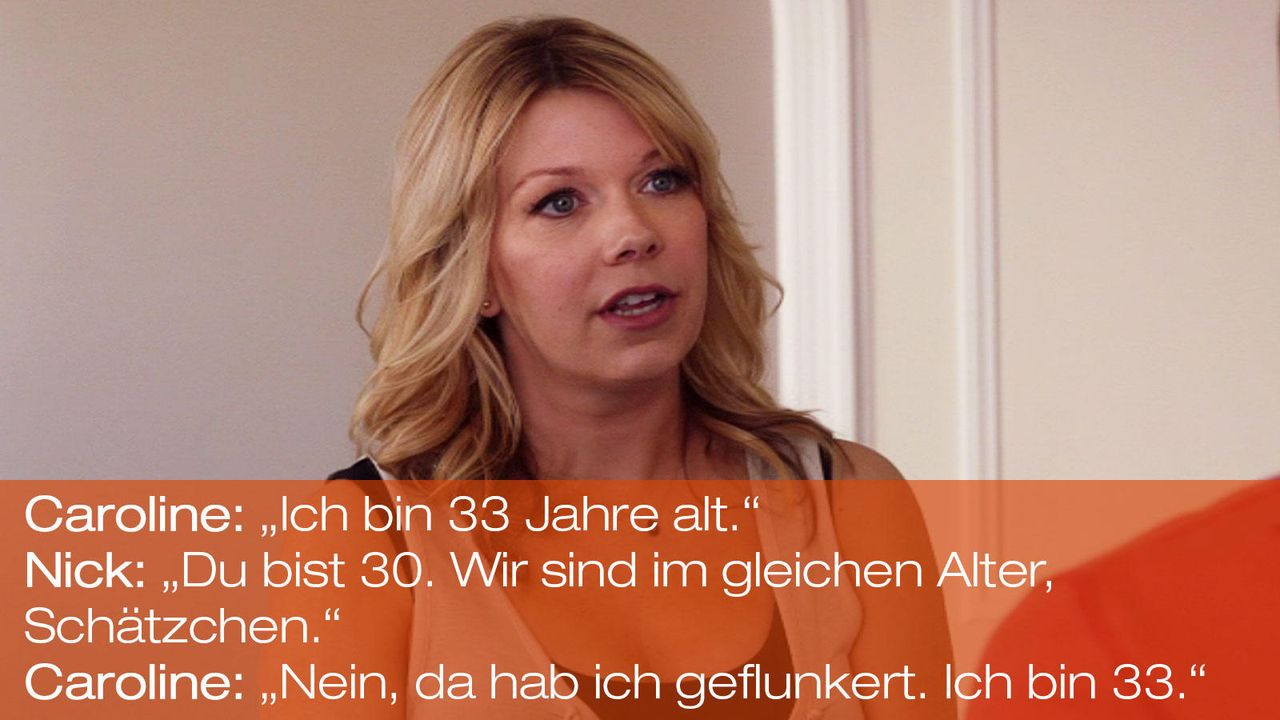 New Girl - Zitate - Staffel 1 Folge 23: 07 - Caroline (Mary Elizabeth Ellis) - Bildquelle: 20th Century Fox