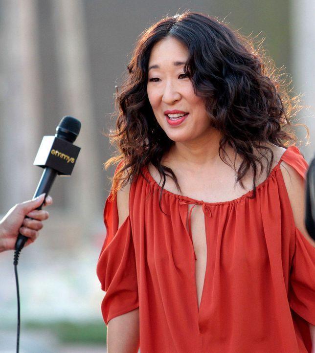 Grey's Anatomy - Darsteller: Cristina (Sandra Oh) 1428 x 1600 - Bildquelle: getty-AFP