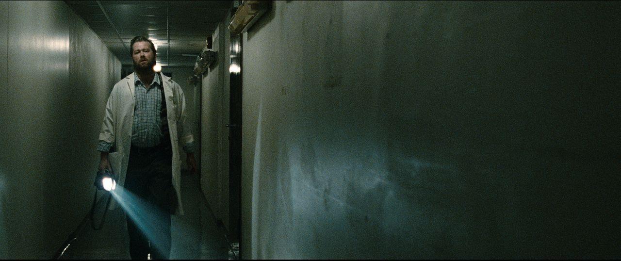 Holt einen Psychopathen ins Leben zurück - mit schrecklichen Folgen: Herman (Fridtjov Såheim) ...
