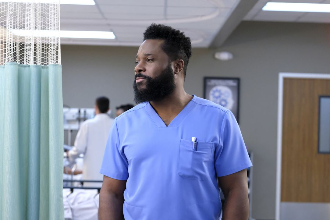 AJ Austin (Malcolm-Jamal Warner) - Bildquelle: 2018-2019 Twentieth Century Fox Film Corporation.  All rights reserved.