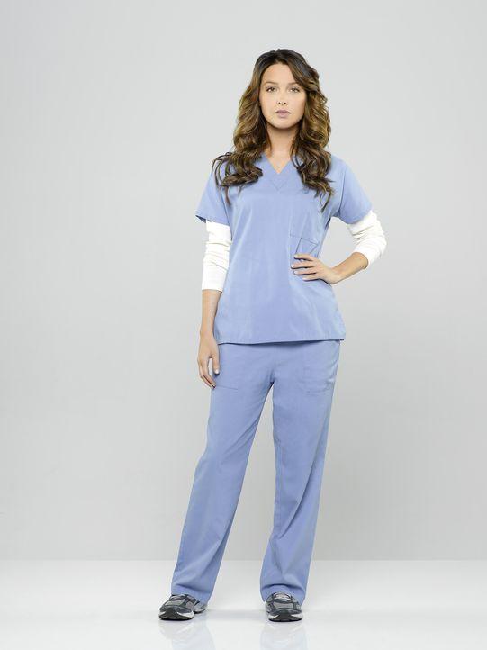 (11. Staffel) - Stellt sich stets neuen Herausforderungen: Jo (Camilla Luddington) ... - Bildquelle: ABC Studios