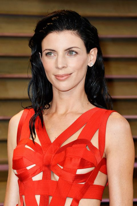 Oscars-Vanity-Fair-Party-Model-Liberty-Ross-140302-getty-AFP - Bildquelle: getty-AFP