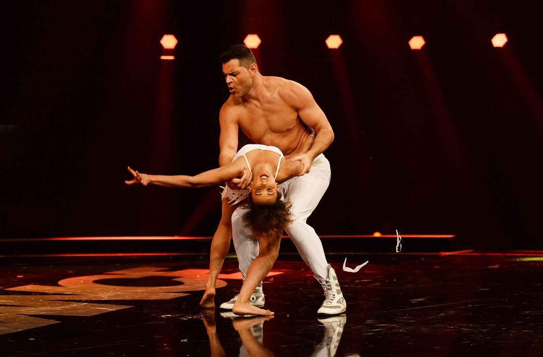 Got-To-Dance-Martin-Marielle-05-SAT1-ProSieben-Willi-Weber-TEASER - Bildquelle: SAT.1/ProSieben/Willi Weber