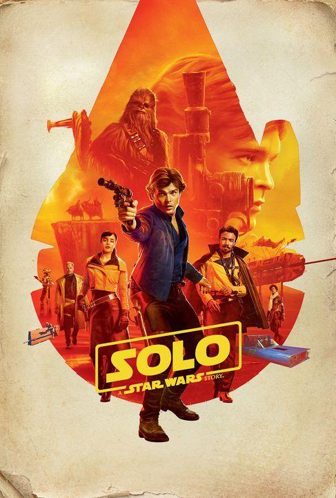 Solo: A Star Wars Story - Artwork - Bildquelle: & TM Lucasfilm Ltd. 2018
