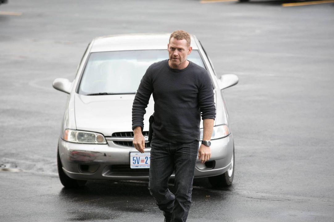 Wird er Rache für seinen Bruder an Finley nehmen? Koz (Max Martini) ... - Bildquelle: 2013-2014 NBC Universal Media, LLC. All rights reserved.