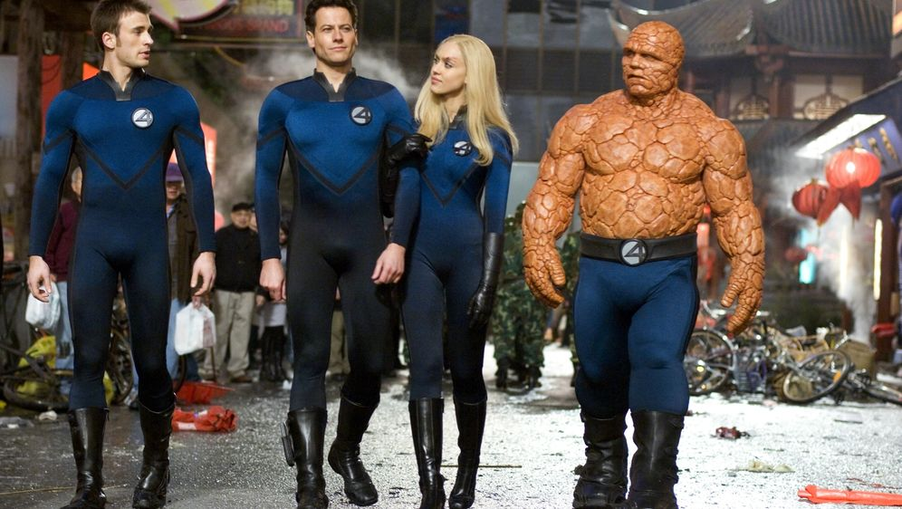 Fantastic Four - Rise of the Silver Surfer - Bildquelle: Twentieth Century Fox