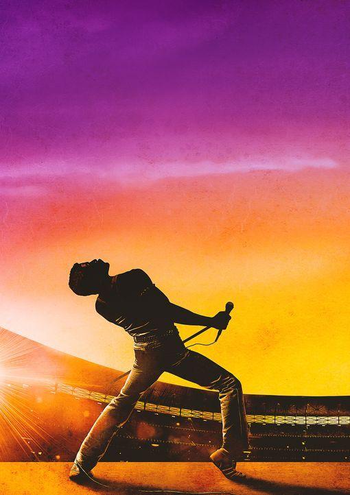 Bohemian Rhapsody - Artwork - Bildquelle: 2018 Twentieth Century Fox Film Corporation.  All rights reserved.