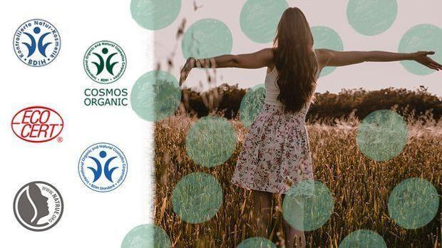 Naturkosmetik, Eco und organic – bei diesen Siegeln kannst du dir sicher sein...