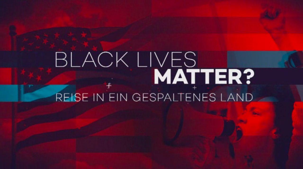 Black Lives Matter? - Reise in ein gespaltenes Land - Artwork - Bildquelle: ProSieben