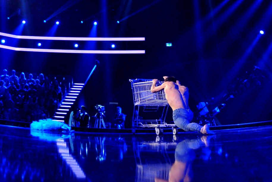 Got-To-Dance-David-Pereira-02-SAT1-ProSieben-Willi-Weber - Bildquelle: SAT.1/ProSieben/Willi Weber