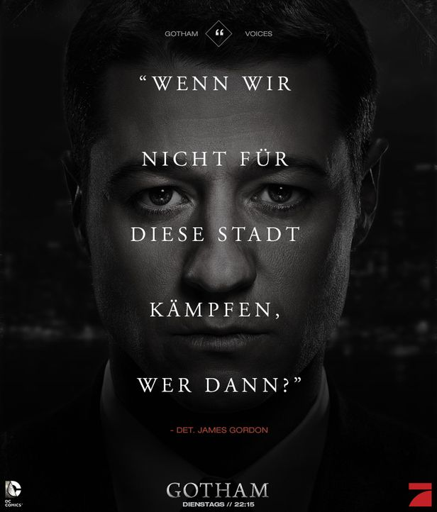 Gotham_Voices_Stimmen_der_Stadt_Zitate_Sprueche_Serie (31) - Bildquelle: DC Comics / Warner Bros. Entertainment, Inc.