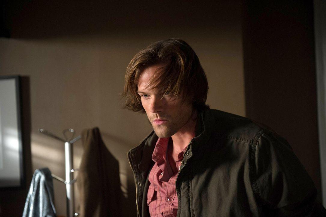 Sam (Jared Padalecki) geht es immer besser, doch Ezekiel scheint ebenfalls wieder zu Kräften zu kommen ... - Bildquelle: 2013 Warner Brothers