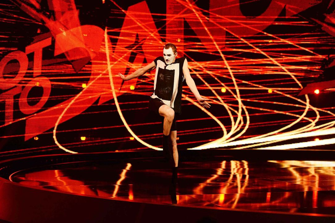 Got-To-Dance-Christoph-Viol-04-SAT1-ProSieben-Willi-Weber - Bildquelle: SAT.1/ProSieben/Willi Weber