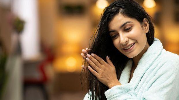 Die richtige Haarpflege ist das A und O für eine glänzend schöne Haarstruktur...