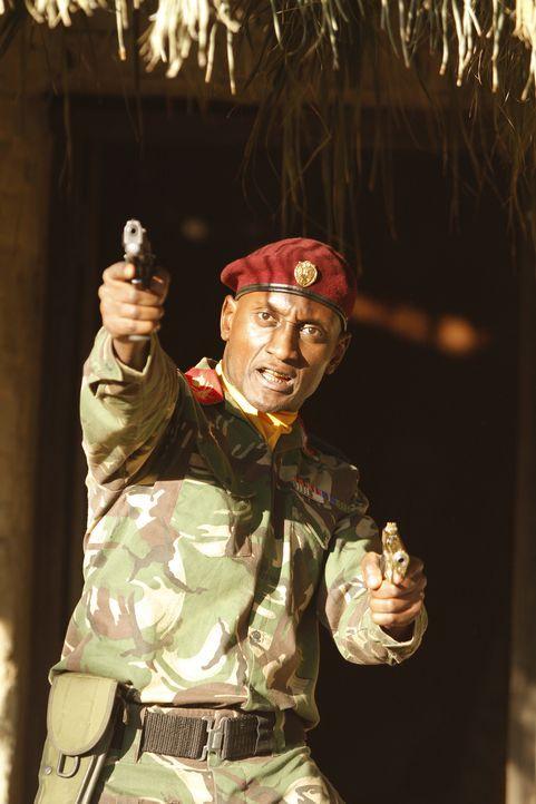 Arbeitet mit Al Kaida zusammen: General Ntonga (Leroy Gopal) will aus einem geheimen und illegalen Uran-Bergwerk waffenfähiges Uran im großen Stil v... - Bildquelle: 2014 Twentieth Century Fox Film Corporation.  All rights reserved.
