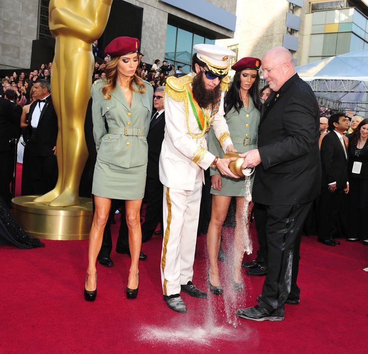 Sascha-Baron-Cohen-2012-02-26-AFP - Bildquelle: AFP