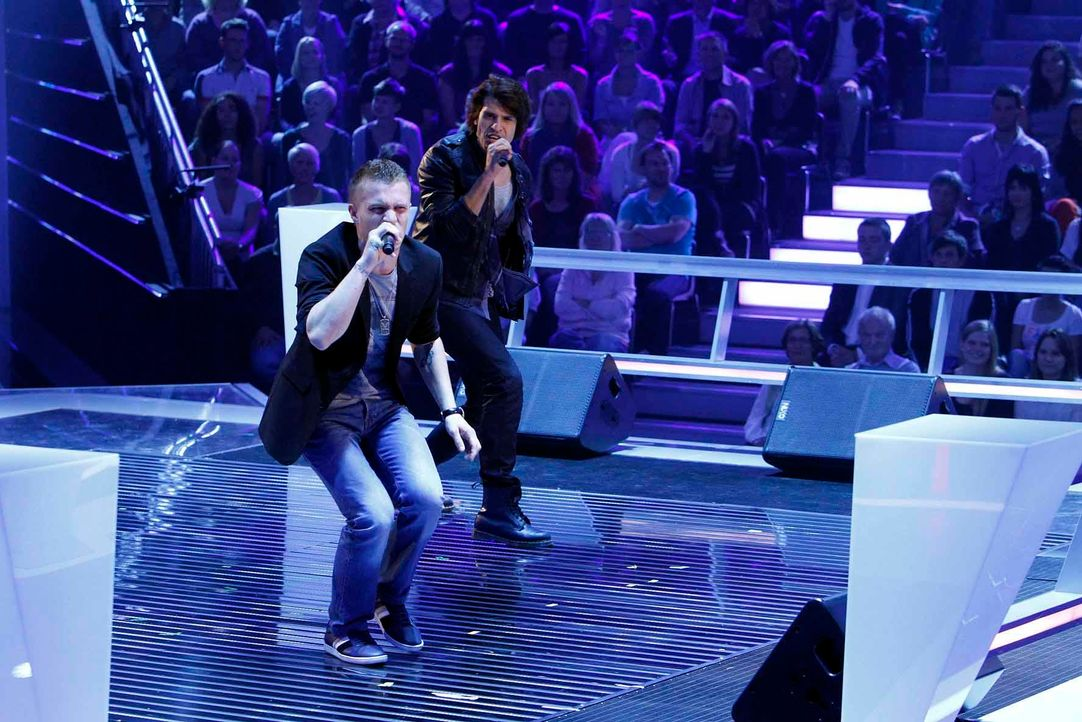 battle-michel-vs-sascha-l-05-the-voice-of-germany-huebnerjpg 1775 x 1184 - Bildquelle: SAT.1/ProSieben/Richard Hübner