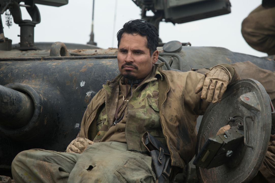 Fury-2-c-2014- Sony- Pictures- Releasing- GmbH - Bildquelle: 2014 Sony Pictures Releasing GmbH