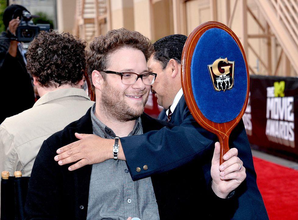 mtv-movie-awards-130414-seth-rogen-2-getty-afpjpg 1700 x 1255 - Bildquelle: getty-AFP