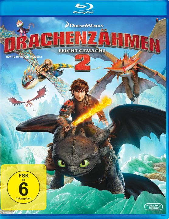 How-to-Train-Your-Dragon2-2015Twentieth-Century-Fox-Home-Entertainment - Bildquelle: 2015 Twentieth Century Fox Home Entertainment