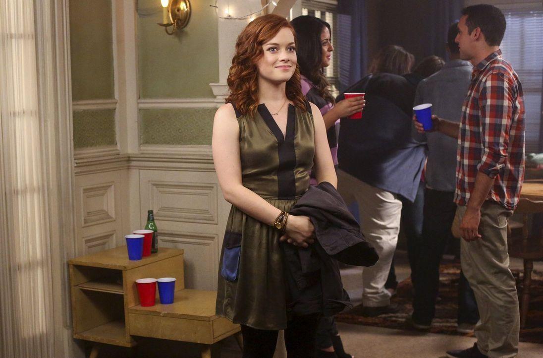 Als Tessa (Jane Levy) ihre Freunde Malik und Lisa zu einer Party schleift, trifft eine männliche Version von sich selbst und ist sofort fasziniert .... - Bildquelle: Warner Bros. Television